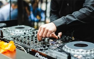 Corporate Event DJ Services