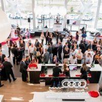 Corporate Event DJ Services