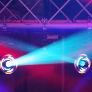 Corporate Event DJ Services Lighting