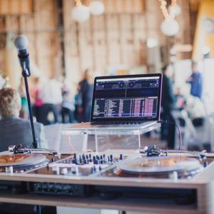 Essential DJs Setup - Toronto