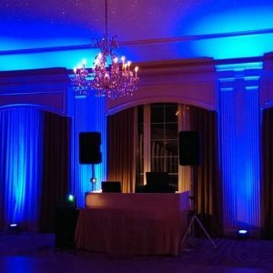 Corporate Event DJ Services Lighting Packages